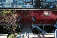 houseboat Amsterdam for rent 2017