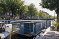 houseboat amsterdam rental
